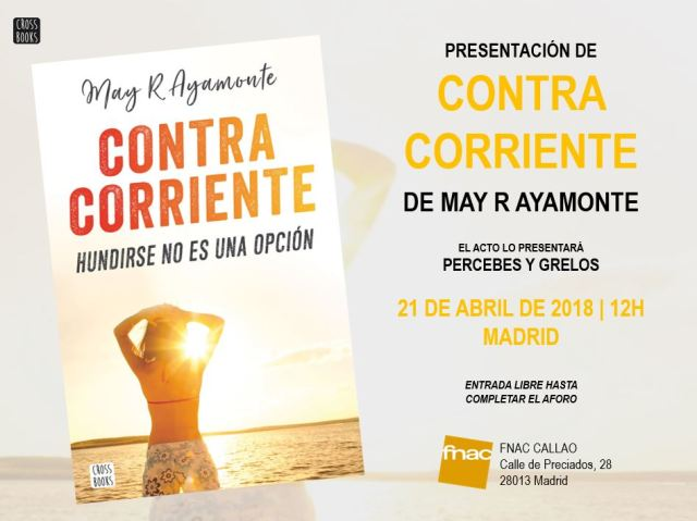 Inv. May R Ayamonte - Fnac Madrid