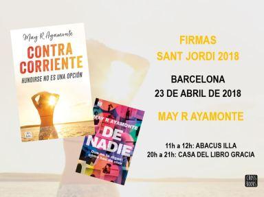 Inv. digital - Firmas Sant Jordi 2018